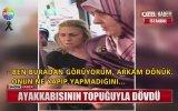Tacizciyi Otobüste Paralayan Kadınlar