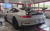 Porsche 991 ile Orgazmik Sesler