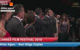 Nuri Bilge Ceylan'ın Cannes'da Ayakta Alkışlanması
