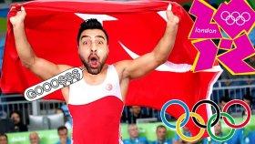 Türkiye ! Ümidi Ailesi ! Olimpiyat Oyunlarında ! #1