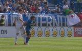 Ibrahimovic'in Çocuğunu Döver Gibi Rakibini Tokatlaması