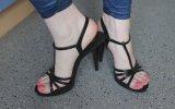 Topuklu Ayakkabı  ASMR