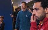 Ronaldo'nun Salah'a Bakışı  Şampiyonlar Ligi Finali
