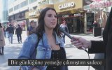 Londralılara 'Türkiye Denince Aklınıza Ne Geliyor' Diye Sormak