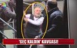 Halk Otobüsünde Geç Kaldın Kavgası  İstanbul