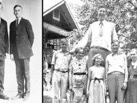 En Uzun Boylu İnsan Robert Wadlow