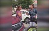 Kaza Sonrası İki Kadın Arasındaki İlginç Tartışma  Ankara