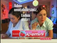 Ülker Kremini Reklamı