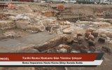 Yozgat'ta Bulunan İki Bin Yıllık Roma Hamamı