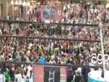 binlerce kişi michael jackson dansı yaptı