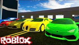 Roblox Araba Fabrikası