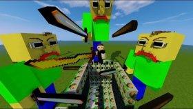 Minecraft Baldigranny