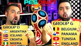 Dünya Kupası 2018 Challenge ! Sesegel Pesdraft !