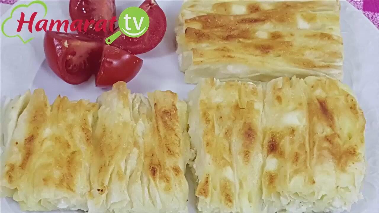 Pileli Börek Videosu