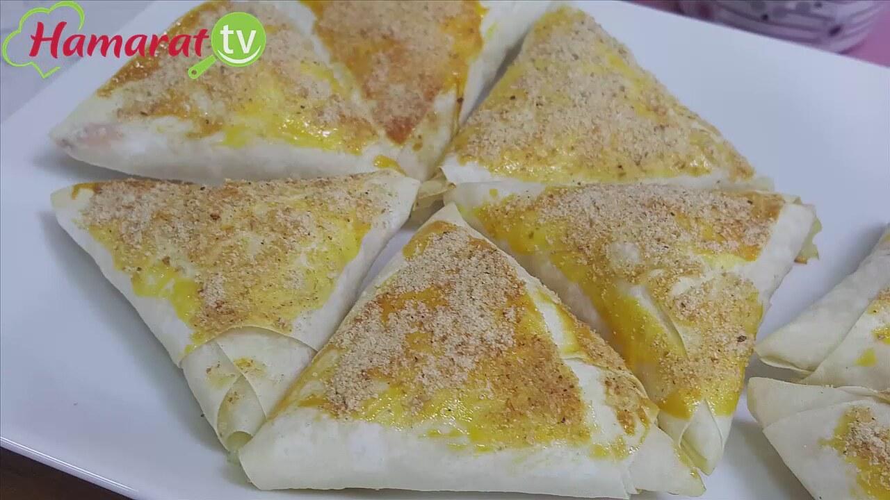 Muska Böreği Tarifi Videosu