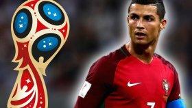 Portekiz - İspanya Dünya Kupası Maçı