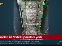 ATM'deki Parayı Yiyen Fareler - Hindistan
