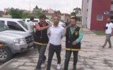Yarışmacı Arkadaşlara Başarılar Dileyen Arsız Hırsız  Adana