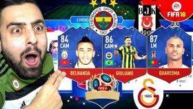 Dünya Kupasında Olan Süper Lig Oyuncları Challenge ! Dünya Kupası Fut Draft