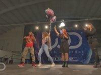 Dansıyla Hipnoz Eden Yarışmacı
