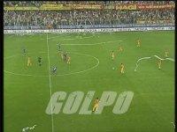 Hagi'nin Müthiş Veda Maçı (2001) GS 4-0 TS