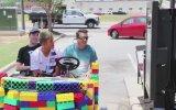 LEGO'dan Araba Yapıp Trafiğe Çıkmak