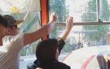 Otobüste Bitmek Bilmeyen Pencere Savaşı
