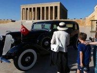Mustafa Kemal Atatürk'ün Makam Aracının Restore Edilmesi