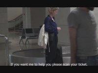 İnsansı Konyalı Robot Ada Havaalanlarında!