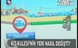 Kız Kulesi'nin Yerini Değiştiren Marmaray Flash Tv Haberciliği