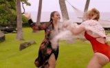 Kadınların Televizyon Programındaki Bol Tokatlı Reyting Kavgası
