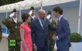 Kanada Başbakanının Belçika Başbakanına Yaptığı Şaka