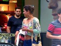 Brezilya'da Yürüyen Merdivende Aşk Şakası