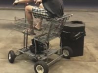 Motorlu Alışveriş Sepeti