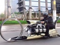 Uçak Motorlu Motosiklet TMC Dumont