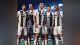 FIFA 19'un Ronaldo'lu Juventus Tanıtımı