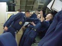 Denizcilerin 29 Derece Eğimle Uğraşıları