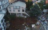Sancaktepe'de Çökme Riski Taşıyan Bina