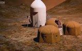 NASA Yarışmasında 5 Mars Evinin Finale Kalması
