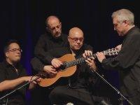 Barcelona Guitar Trio - Billie Jean (Michael Jackson) (Flamenco Guitar)