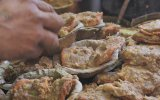 Hindistan Sokak Lezetlerini Ayıla Bayıla Yiyen Kanadalı