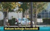Makam Koltuğu Haczedilen Menemen Belediyesi