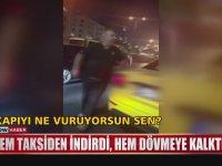 Müşteri Beğenmeyen Taksici - İstanbul