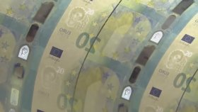 Euro Nasıl Basılıyor?