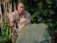 The Rock Düşme Sahneleri (Dwayne Johnson)