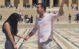 Anıtkabir'de Evlilik Teklifi Yapan Genç