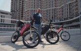 367 km Menzili Elektrikli Bisiklet