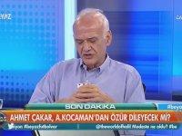 Ahmet Çakar: Eşeklik Etmişim (Beyaz Futbol)