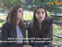 Azeri Kızları Neden Evde Kalıyor?