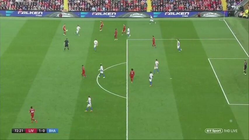Brighton 0-1 Liverpool (MAÇ ÖZET) 54